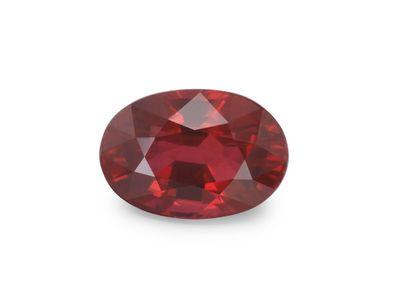 Mozambique Ruby 6.9x4.75mm Oval (E)