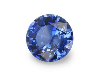 Sapphire Cey Mid Bl 7.1mm Round(E)