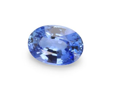 Sapphire Cey Mid Bl 7x5mm Oval(E)