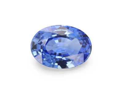 Sapphire Cey Mid Bl 7.05x5mm Oval(E)
