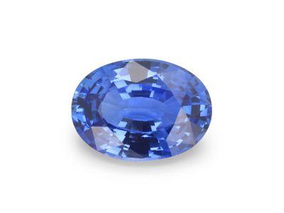 Sapphire Cey Mid Bl 7x5.1mm Oval(E)
