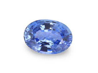 Sapphire Cey Mid Bl 7.1x5.05mm Oval(E)