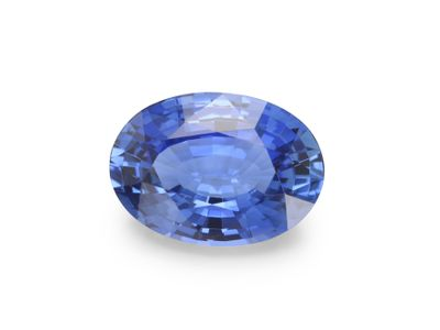 Sapphire Cey Mid Bl 6.95x4.95mm Oval(E)