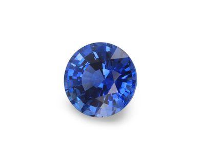 Sapphire Cey Bri Bl 5.5mm Round(E)
