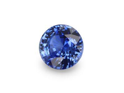 Sapphire Cey Mid Bl 5.5mm Round (E)