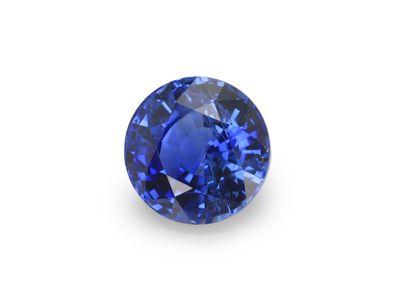 Sapphire Cey Bri Blue 5.6mm Round(E)