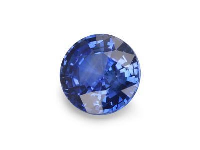 Sapphire Cey Mid Bl 6.1mm Round(E)