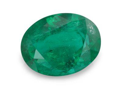 Emerald 12.7x9.8mm Oval (E)