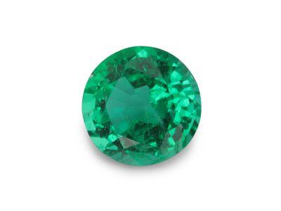 Emerald 5.2mm Round (E)