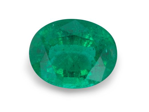 Emerald 9x7mm Oval (E)