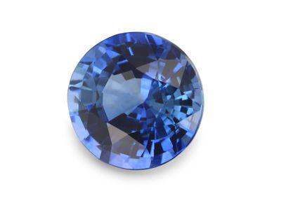 Sapphire Ceylon Bl 6mm Round (E)