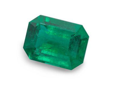 Emerald 8.3x6.1mm Em/c (E) GRS CERT