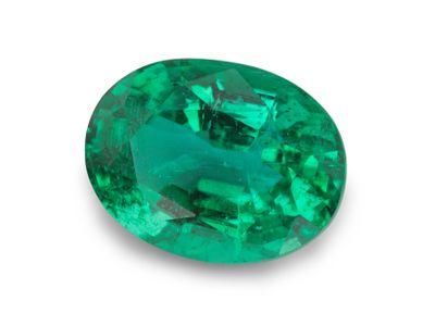 Emerald 10.7x8.1mm Oval (E)