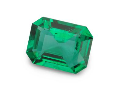 Emerald 7.4x5.7mm Em/c (E)