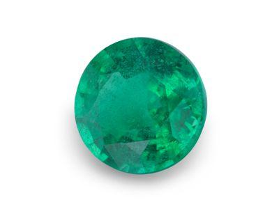 Emerald 8.00mm Round (E) GRS CERT