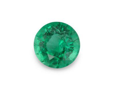 Emerald 4.9mm Round (E)