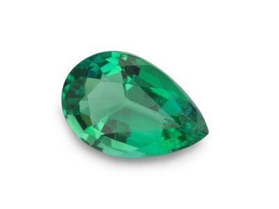 Emerald 7.7x5.2mm Pear (E)