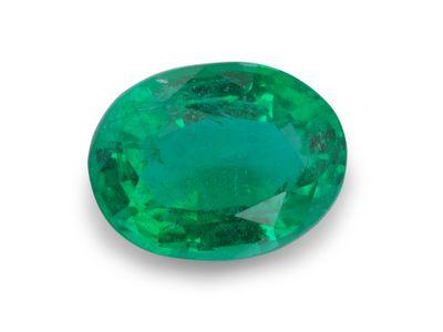 Emerald 9x6.8mm Oval (E)