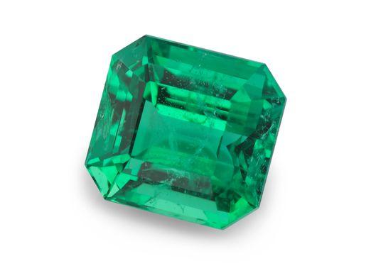 Emerald 6.9x6.5mm Em/c (E) GRS CERT