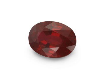 Ruby 7x5mm Oval (E)