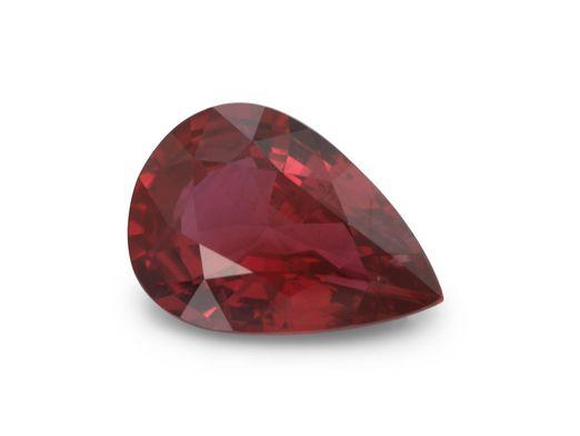 Ruby 8x6mm Pear (E)