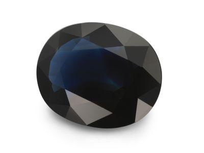 Sapphire BB 11.1x9.1mm Oval (E)