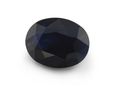 Sapphire BB 8.7x6.7mm Oval (E)