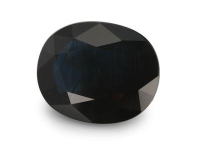 Sapphire BB 11x9mm Oval (E)