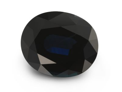 Sapphire MF Royal 11.4x9.4mm Oval (E)
