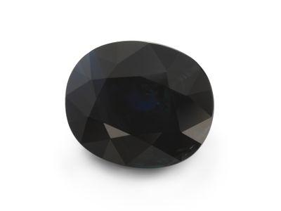 Sapphire BG 9x7.6mm Oval (E)