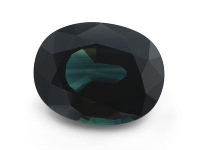 Sapphire BB 12.1x9.4mm Oval (E)