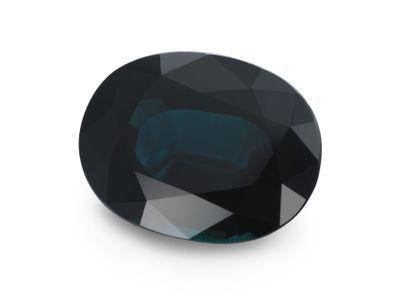 Sapphire BB 10.9x8.8mm Oval (E)