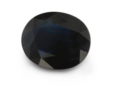 Sapphire BB 10.8x8.9mm Oval (E)