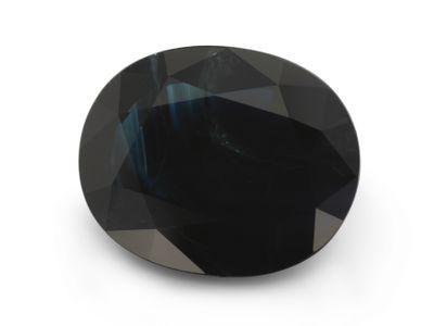 Sapphire BB 12x9.7mm Oval (E)