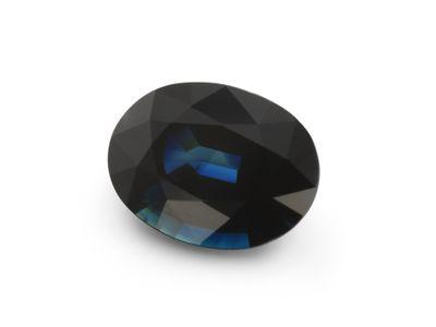 Sapphire MF Royal 7.4x5.5mm Oval (E)