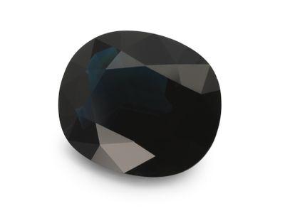 Sapphire BB 10.3x8.9mm Oval (E)