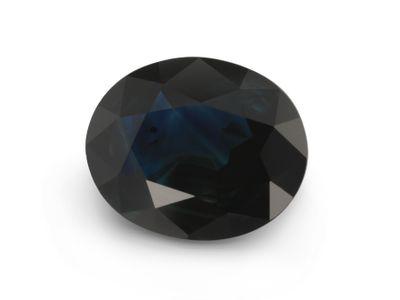 Sapphire BB 9.4x7.6mm Oval (E)
