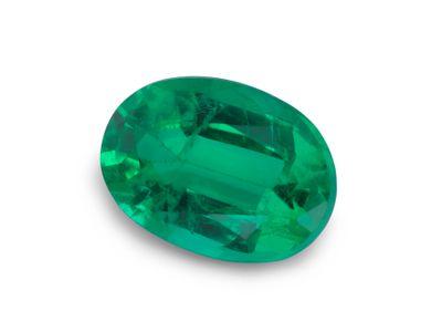 Emerald 7x5mm Oval (E)