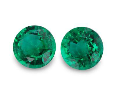 Emerald 6.5mm Round (E)