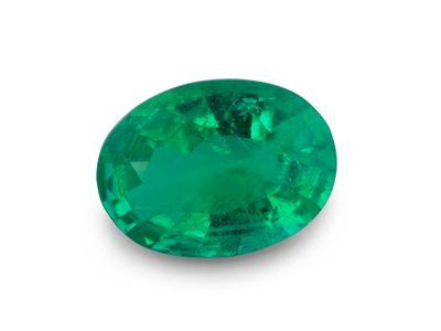 Emerald 6.95x5.1mm Oval (E)