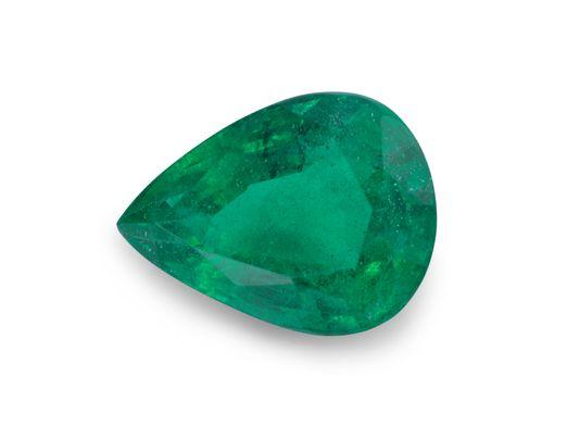 Emerald 8x6mm Pear (E)