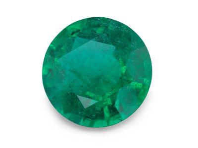 Emerald 10.3mm Round (E) GRS CERT