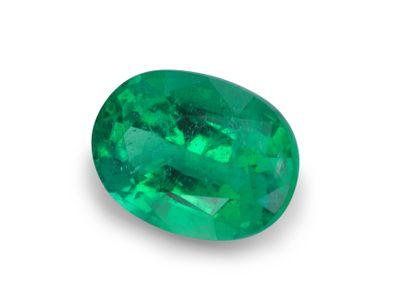 Emerald 8.1x6.1mm Oval (E)