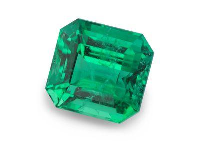 Emerald 6.98x6.57mm Em/c (E) GRS CERT