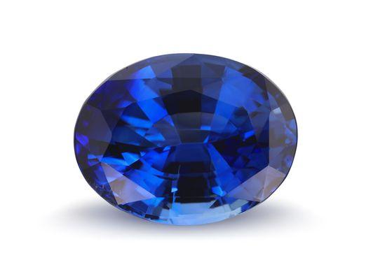 Sapphire Ceylon 9.46x7.37mm Oval (E)