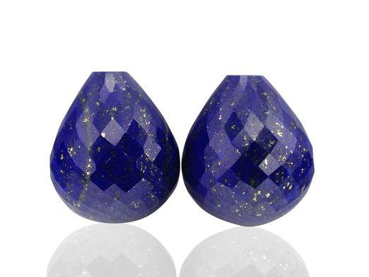 Lapis Lazuli 15x13mm Briolette (N)