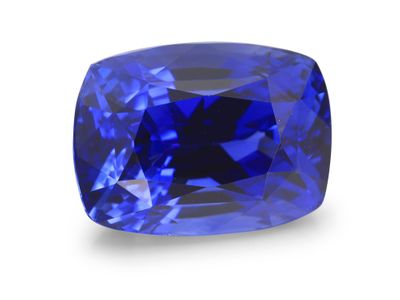 Sapphire Ceylon Very Fine Blue 10.2x7.5mm Cushion (E)