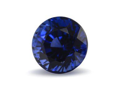 Sapphire Ceylon 6mm Round (E )