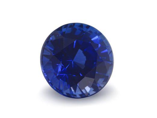 Sapphire Ceylon 6.2mm Round (E )