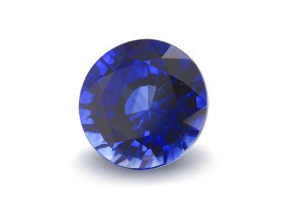 Sapphire Ceylon 5.9mm Round (E )